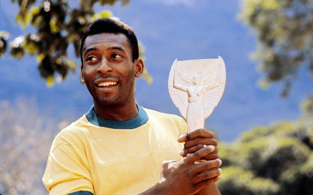 Pelé, il Re del calcio