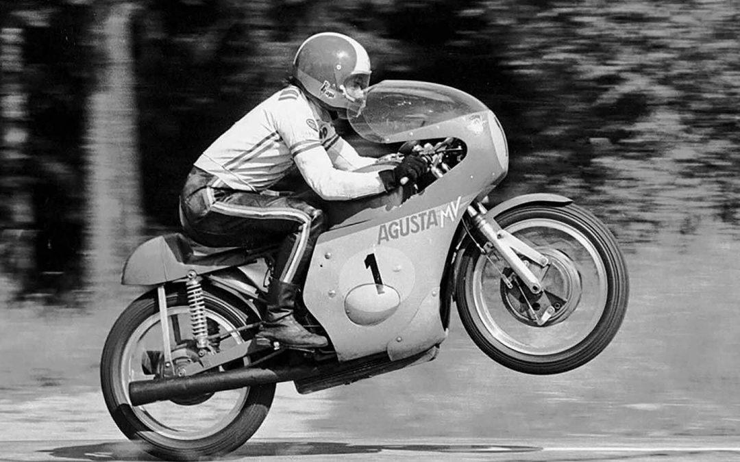 La grandezza di Giacomo Agostini