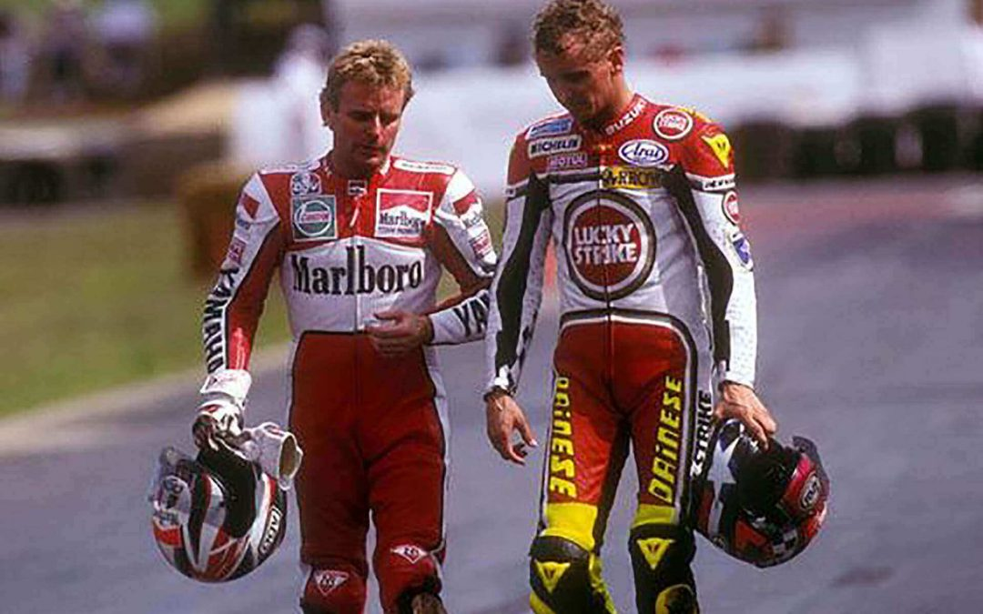 Schwantz, Lawson, Rainey: ricordate l'American Motorcycle Club?