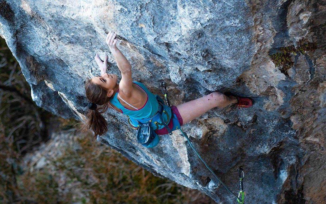 Laura Rogora, l'arrampicata è il mio mondo