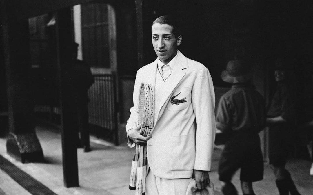 René Lacoste, il 'Coccodrillo' che cambiò il tennis