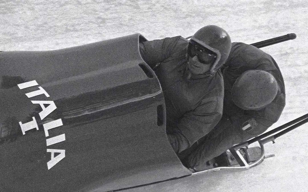 Eugenio Monti, il 'Rosso Volante'