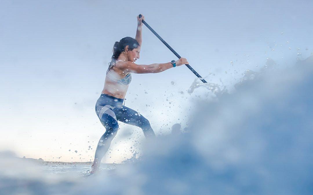 Caterina Stenta, tra mare, montagna e motivazioni