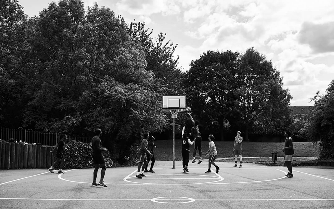 Game On, streetball in London