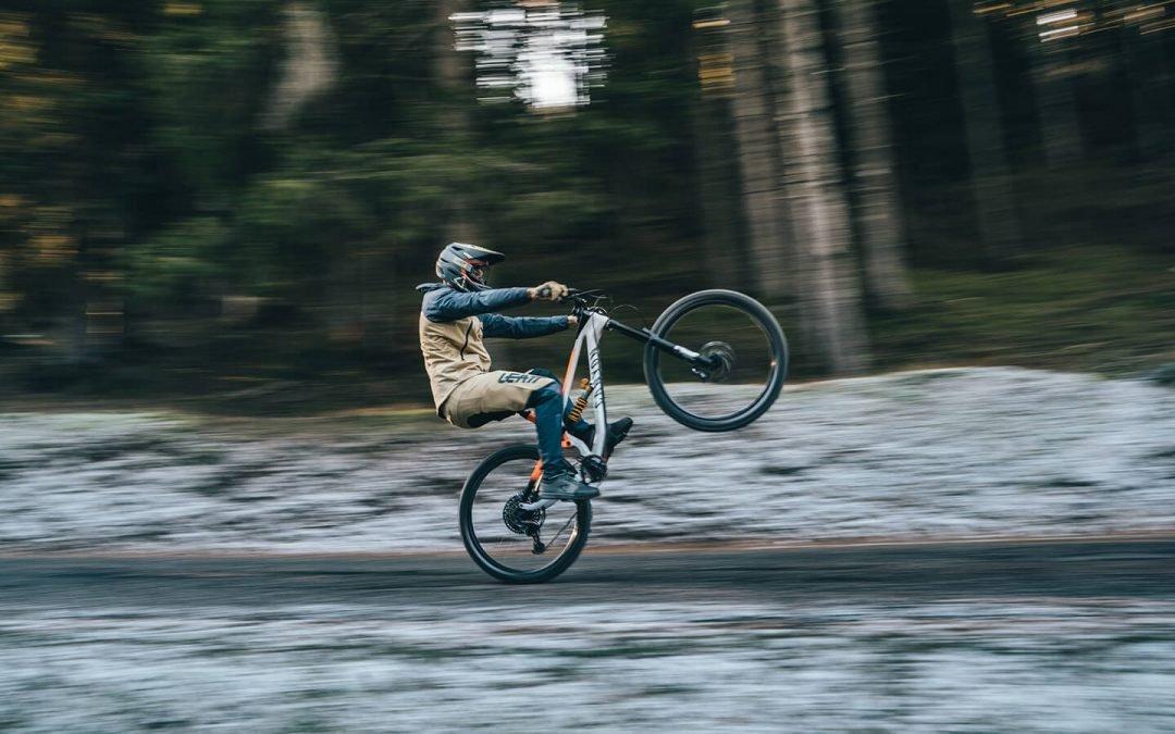 Andrea Maranelli: la bici ha un'anima freestyle
