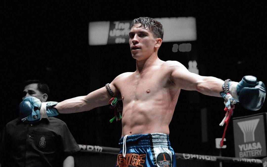 Mathias Gallo Cassarino, la Muay Thai di un 'farang'