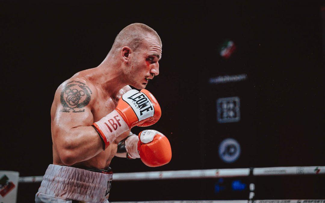 Fabio Turchi, la fiorentinità sul ring
