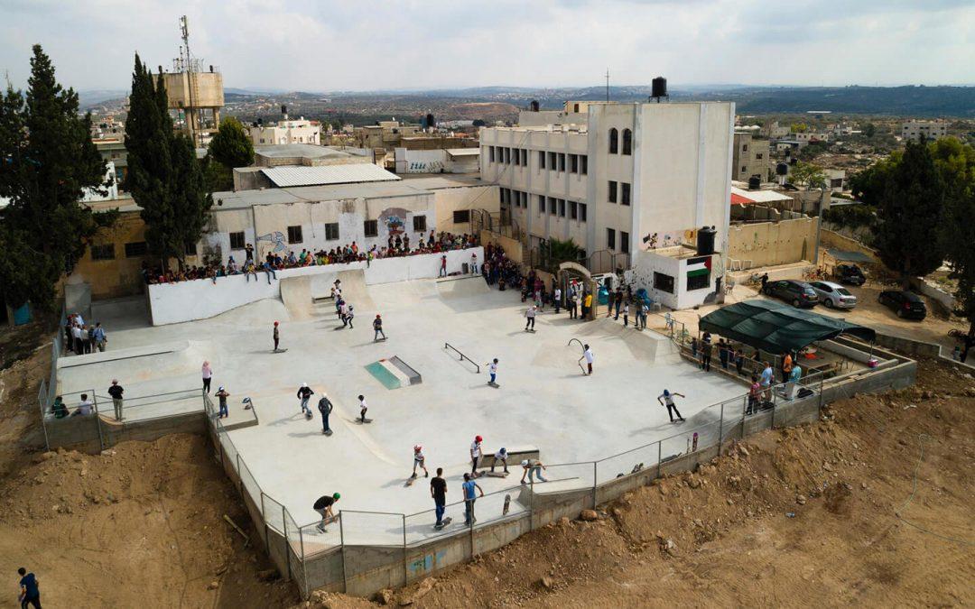 SkatePal, skateboarding as a social aid