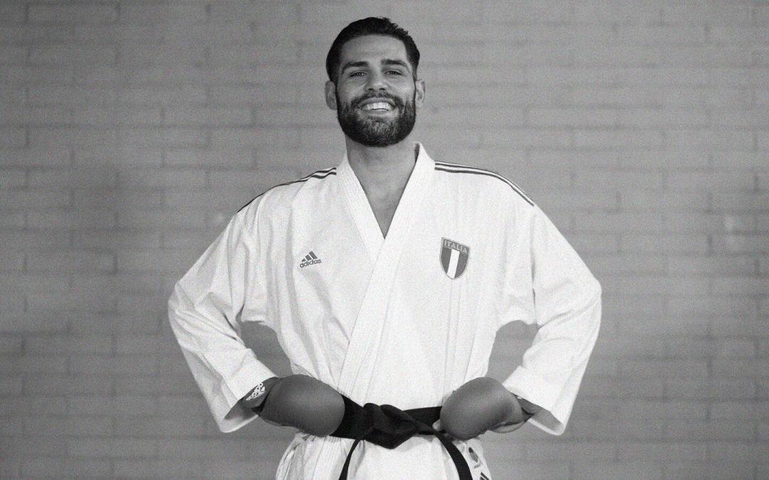 Luigi Busà, il mio karate è leggerezza