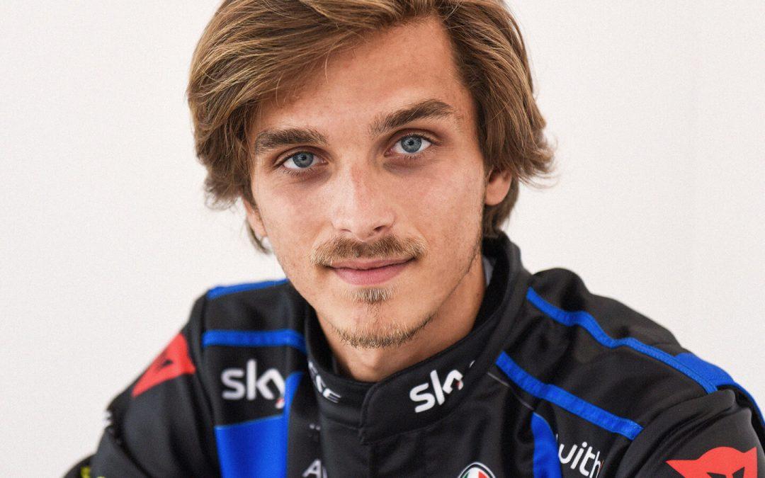 Luca Marini, migliorare me stesso per la MotoGP