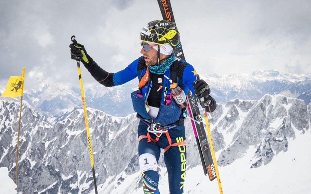 Matteo Eydallin, lo sci alpinismo è gloria nell'ombra